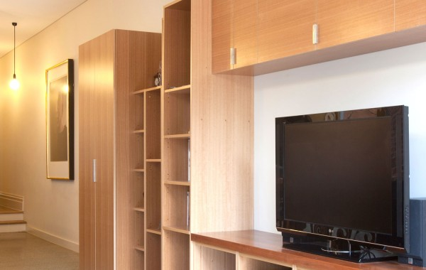 Built In Entertainment Unit Modern -Malvern