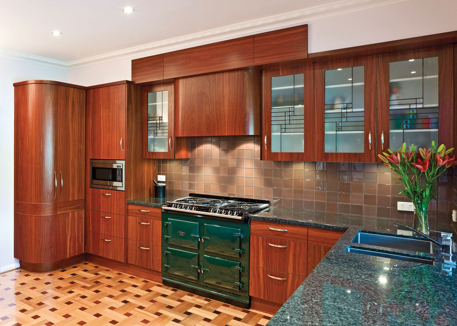 Kitchen Art Deco Eltham