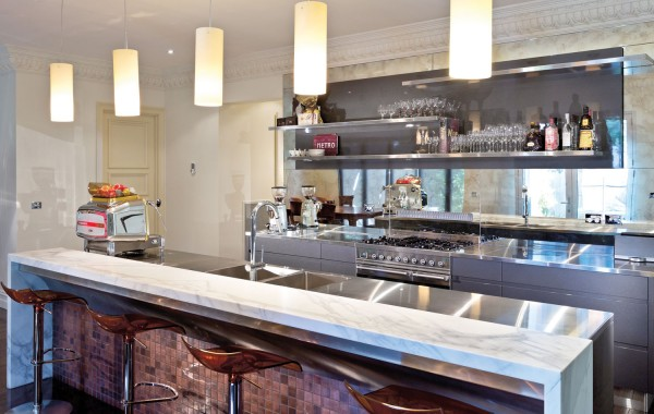 Kitchen Bar Modern Ivanhoe