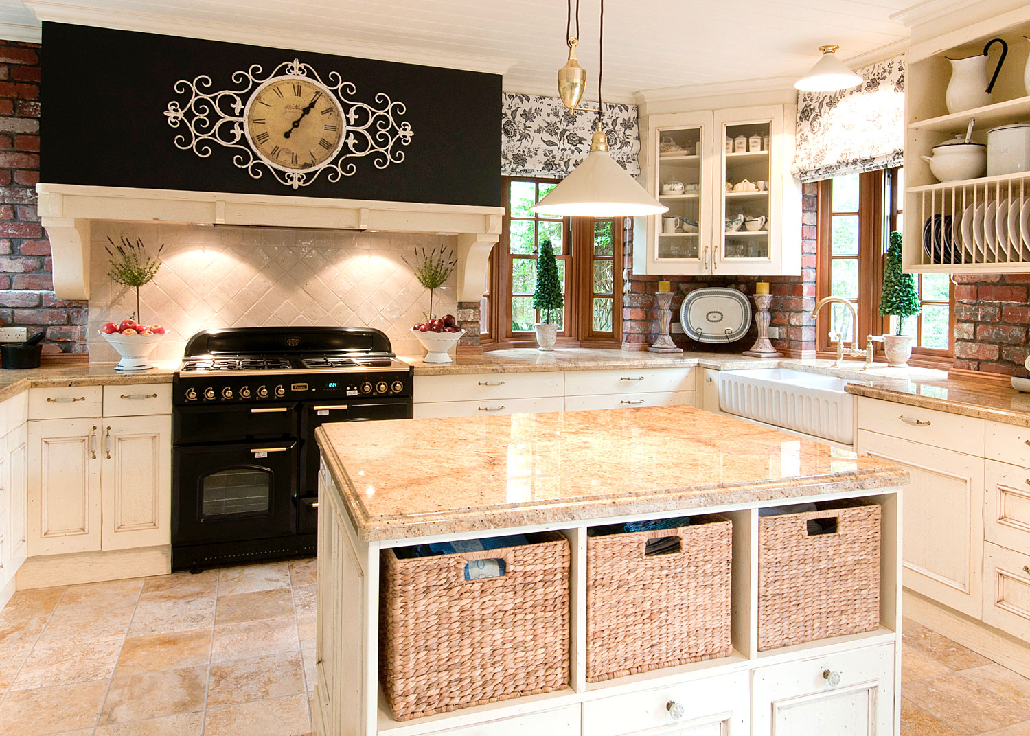Kitchen French Provincial Glenburnie