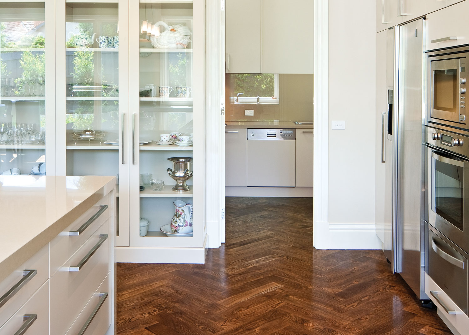 Kitchens Cabinetry Modern Kew