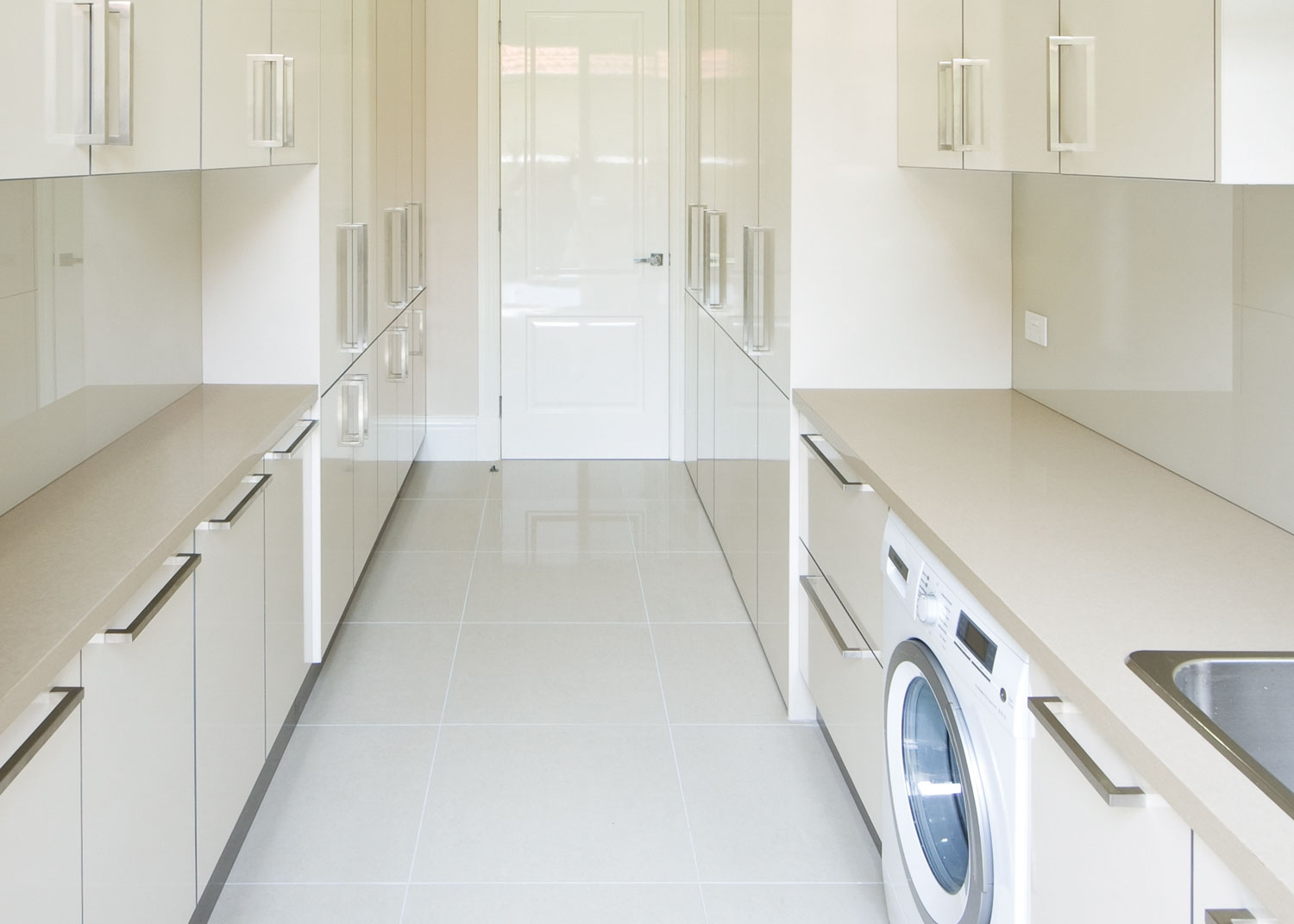 Laundry Cabinetry Modern Kew